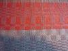 Handtücher auf dem Webstuhl