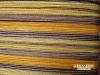 Kette aus pflanzengefärbter Wolle