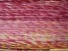 Kette für Schals aus handgesponnener Wolle