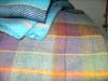 Läufer und Handtücher